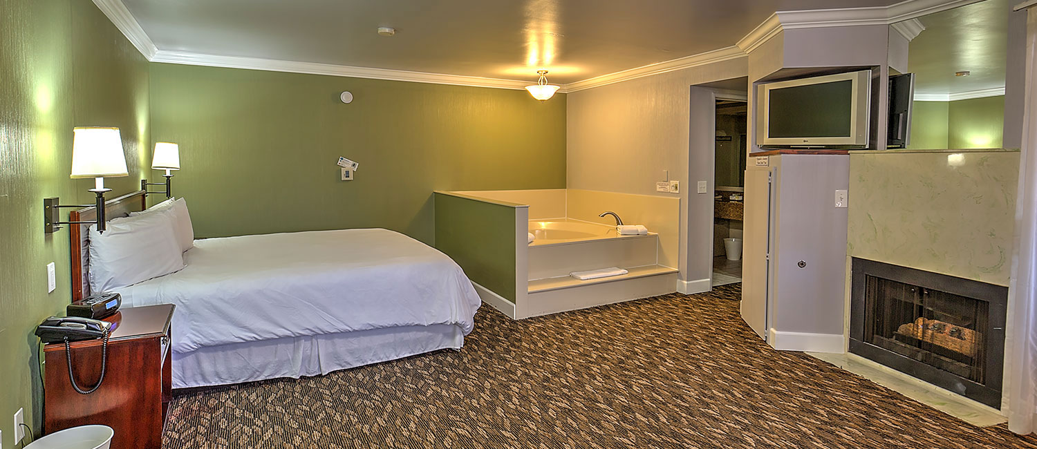 ENJOY OUR NEWLY RENOVATED GUESTROOMS AND SUITES AT BONANZA INN