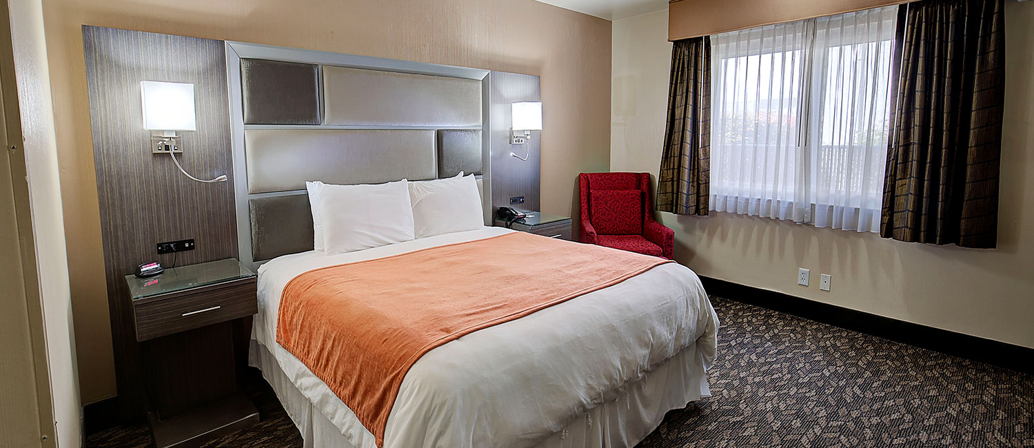 BONANZA INN OFFERS COMFORTABLE HOTEL ROOMS IN YUBA CITY