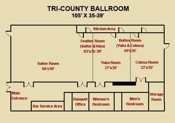 Tri County Ballroom
