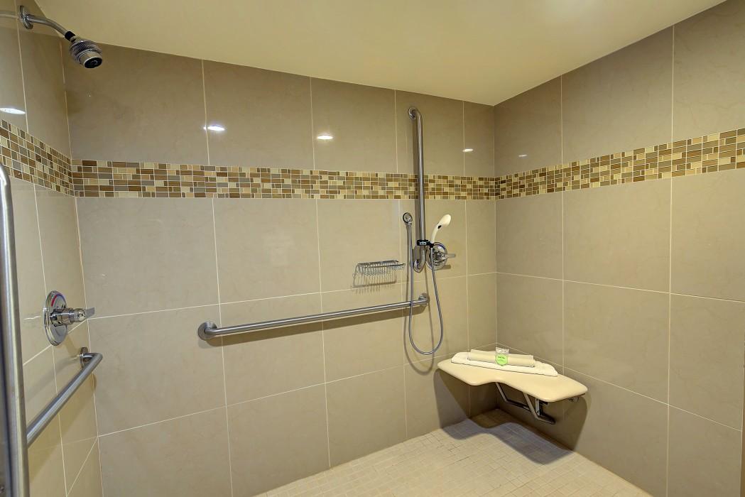 Accessible Private Bathroom_