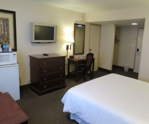 Bonanza Inn Guestrooms - King Room with Fridge and Microwave