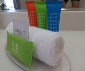 Complimentary Toiletries at Bonanza Inn