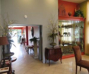 Bonanza Inn Yuba City - Lobby common areas
